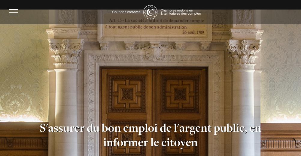 Chambre r gionale des comptes saint andr le collectif - Chambre regionale des comptes recrutement ...